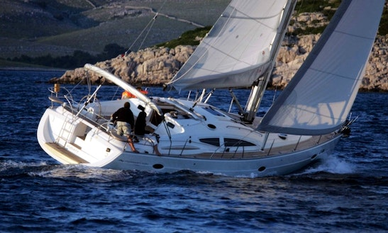 Sailing Charter On 43' Elan Impression Cruising Monohull In Split, Croatia