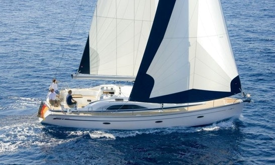 Sailing Charter On 44ft