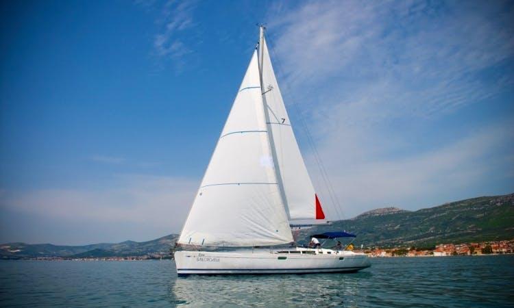 Charter Sun Odyssey 49 (Živa & Violeta) in Croatia