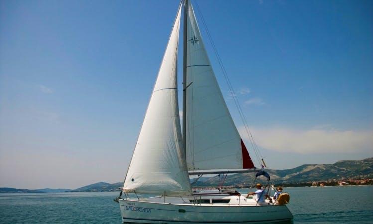 Charter Sun Odyssey 32i in Croatia (Alia, Chani, Lady Jessica, Leto, Fremen, Natalie, Prophecy)
