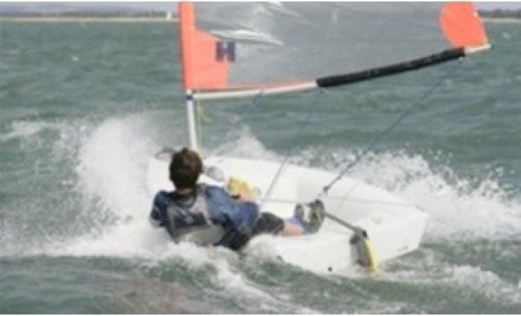 RS Tera Sailboat Rental in Friesland