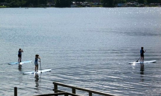 Sup Rentals In Lincoln City