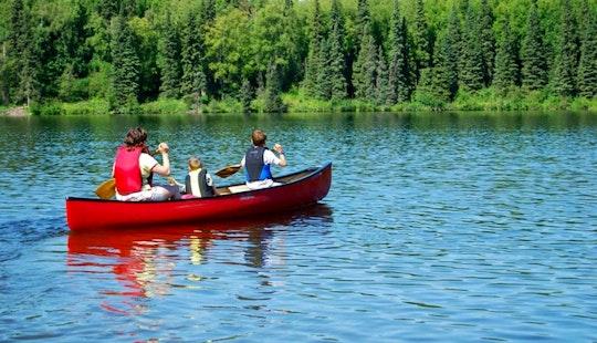 Rent A Canoe In Hampton
