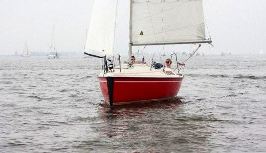 Fox 22 Sailboat Charter In Sneek