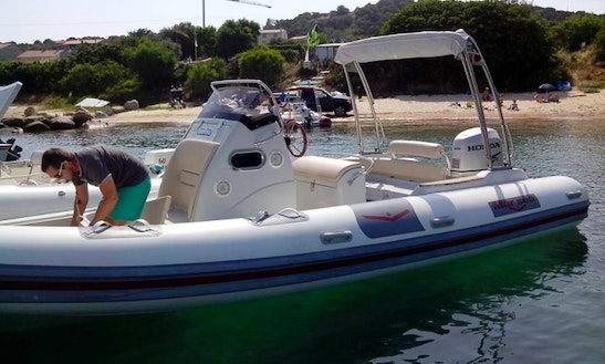 Hire Marsea 225 Hp Rib Center Console In France