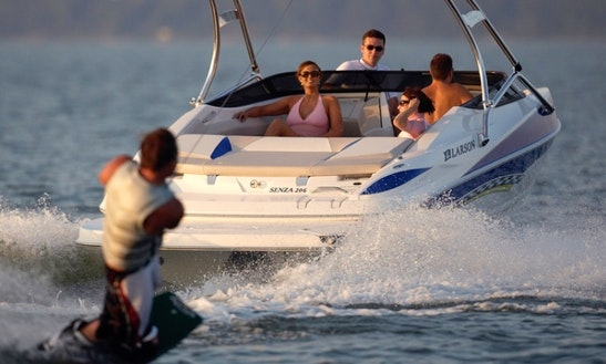 Rent Larson Senza 206 Powerboat In Canada