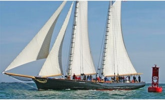 Enjoy 139' - Luxury Charter Schooner in San Diego