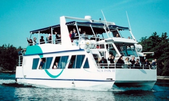 120 Passenger Charter Boat - 1000 Islands