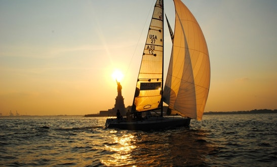 High Performance Sailing In New York City