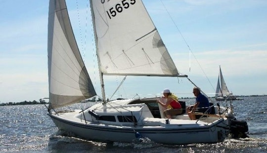 Catalina 22 Sailing Yacht Charter In Sneek