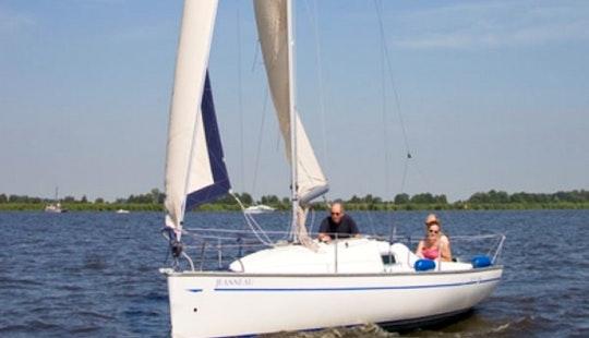 Jeanneau Sun 2000 Sailboat Charter In The Netherlands