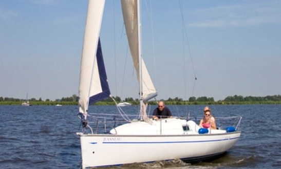 Jeanneau Sun 2000 Sailboat Charter In The Netherlands