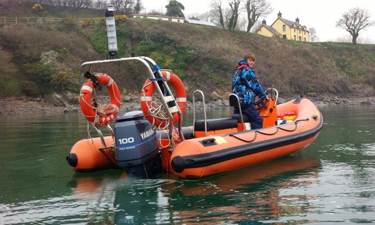 Rib For Hire In Wales