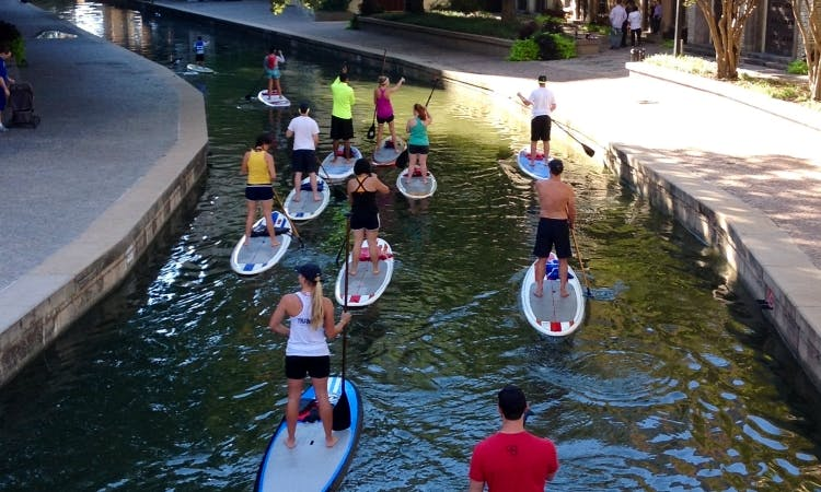 Stand Up Paddleboard Rental in North Texas