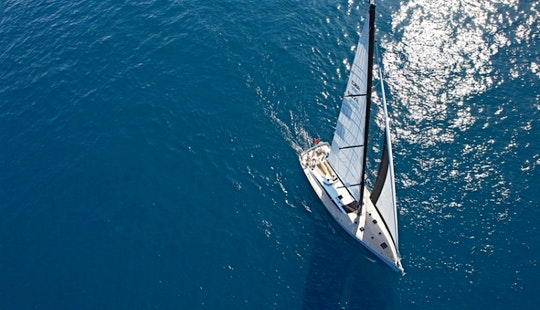 60ft Sailing Yacht Charter In The Mediterranean