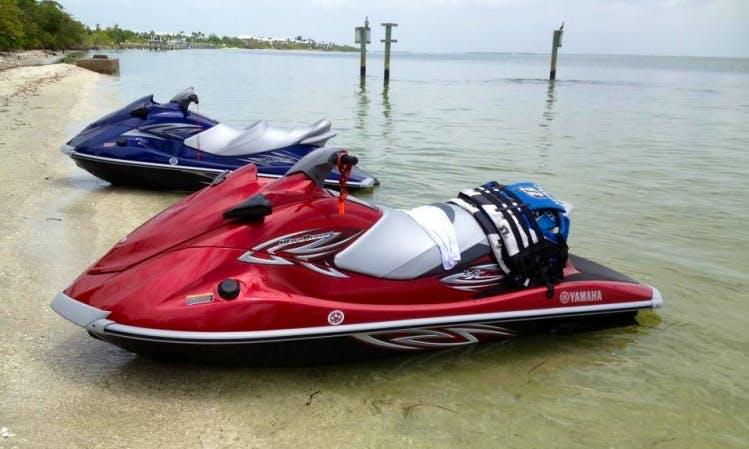 Rent 3-Person Yamaha Jet Ski In Osprey, Florida