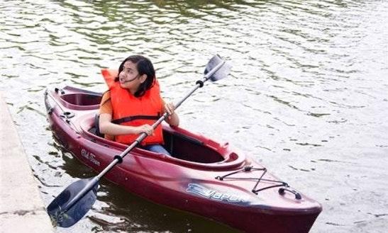 Rent A 10' Kayak In San Antonio