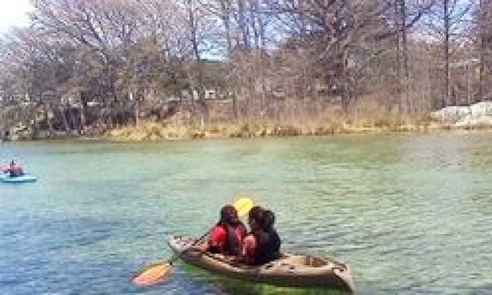 Tandem Or Fishing Kayak Rental In San Antonio