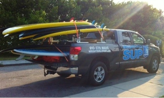Rent Paddleboard, Sailboats, Kayaks In Wrightsville Beach