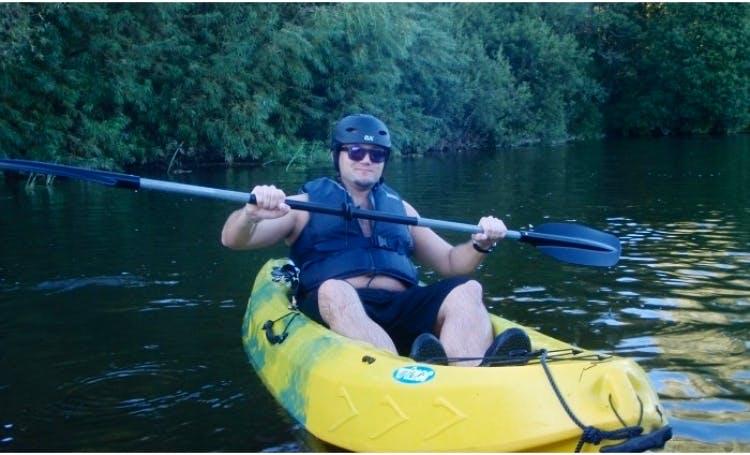Hire Single Kayak