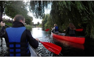 Canoe Trip from Newcastle Road
