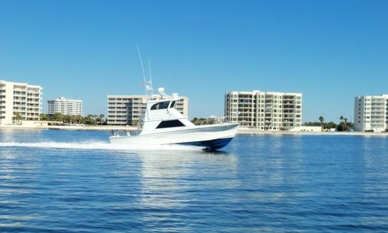 Charter Boat Huntress