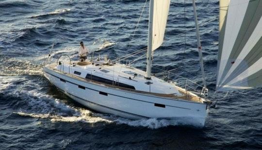 Bavaria 41 Cruiser Charter In Cyprus
