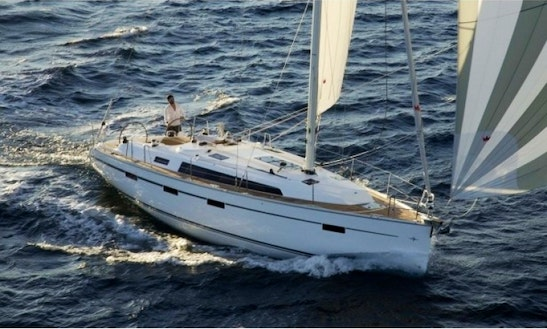 Bavaria 41 Cruiser Charter In Cyprus