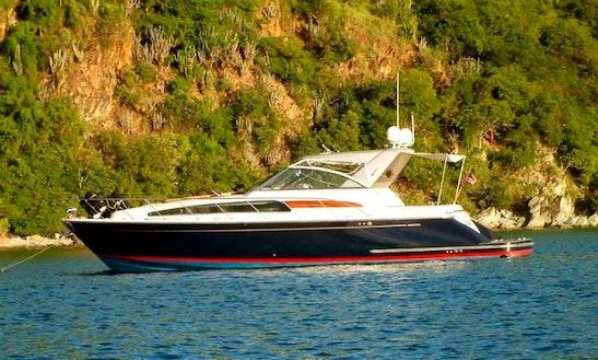 Charter 43' Motor Yacht On St. John
