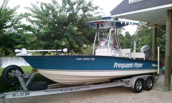 Frequent Flyer Fishing Charters, Mississippi
