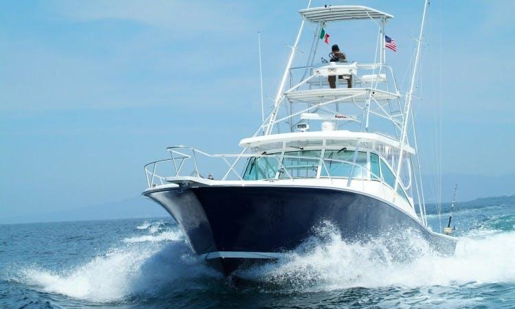 Cabo San Lucas 36' Luhrs Sportfishing Charter