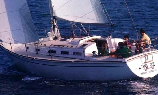 36' Cruising Monohull Rental In Boston, Massachusetts