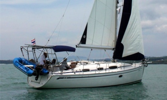 Bareboat Charter On Bavaria 34