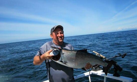 Sport Fishing Charter In British Columbia