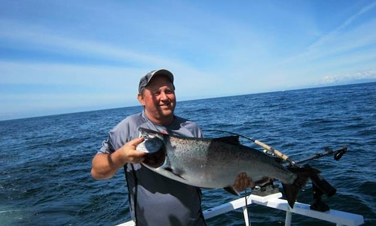 Sport Fishing Charter In British Columbia