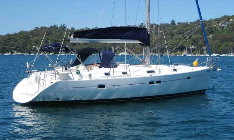 Oceanis 41 Sailing Yacht *Charters Saturday to Saturday Only*