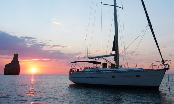 Bavaria 47 Sailing Yacht In Ibiza and Formenta, Spain
