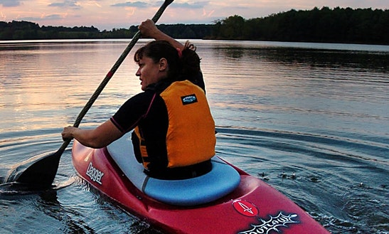 Kayak Rental In Burlington, Wi