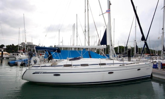 39ft Bavaria Sailing Charter In Phuket, Thailand