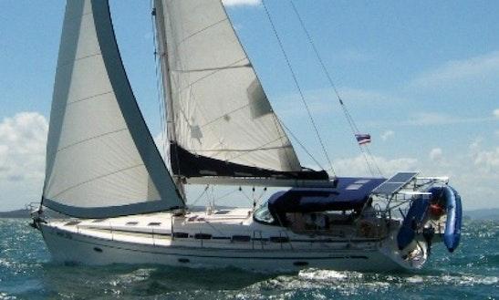 Bavaria 46' Sailing Charter In Phuket Thailand