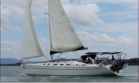 Crewed Charter On Cyclades 50.5 Sailing Yacht In Phuket