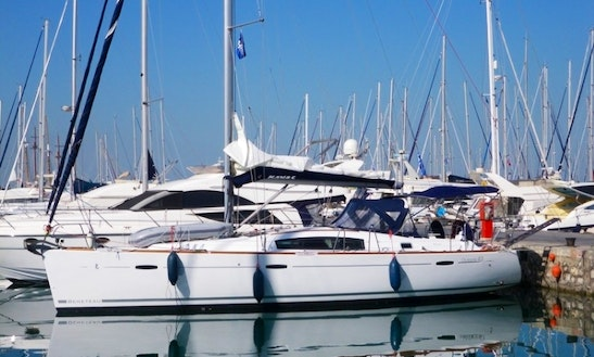 Beneteau Oceanis 43 Charter In Athens, Greece