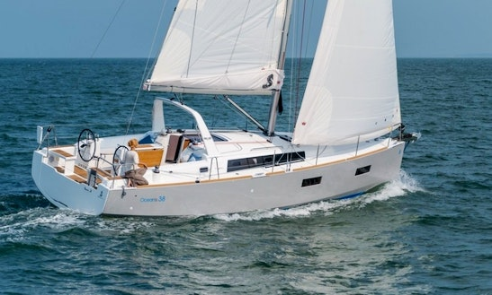 Charter A Beneteau Oceanis 38 Sailing Yacht In Athens, Greece