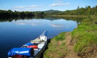 Canoe For Rent