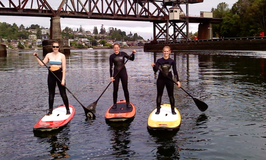 Paddleboard Rentals In Seattle Washington
