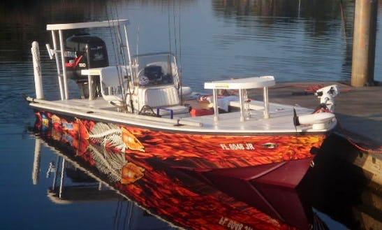 Center Console Boat Rental In Hernando Beach