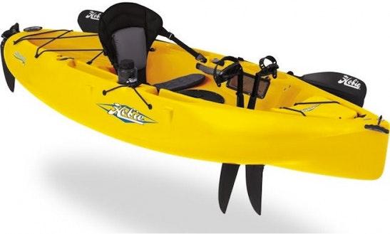 Hobie Outfitter Tandem Pedal Kayak