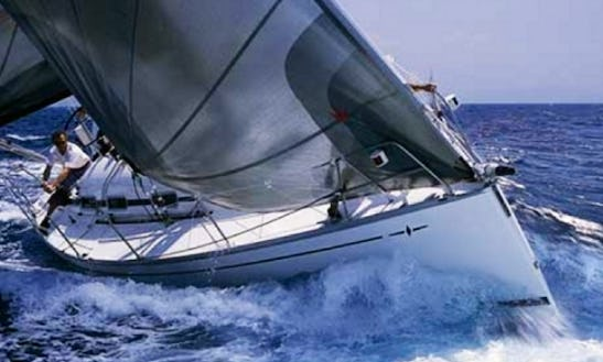 Charter 38' Bavaria Sailboat In Sardinia Italy
