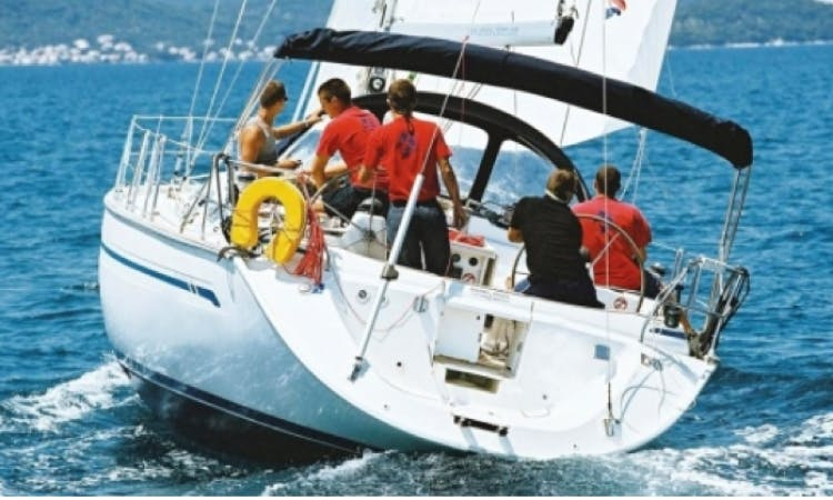 Charter 44' Bavaria Sailboat with 4 Cabins in Sardinia, Italy