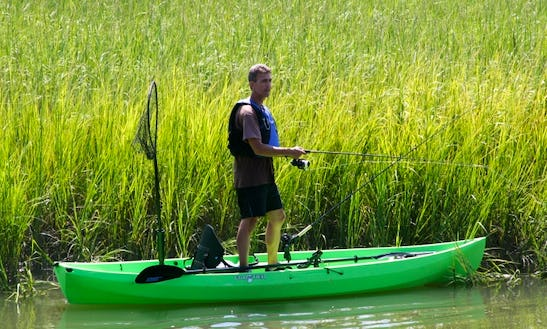 Guided Fishing Tour In East Hayesville, Nc
